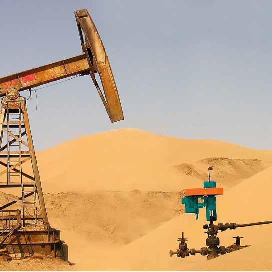 Olaj- és gázkitermelés