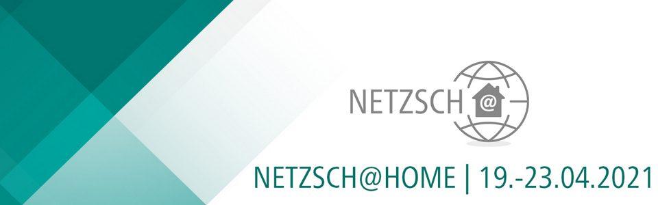 NETZSCH@HOME